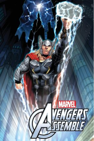 Marvel Universe All-New Avengers Assemble Vol. 3 (Digest)