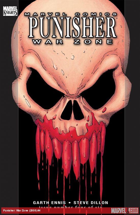 Punisher: War Zone (2008) #4
