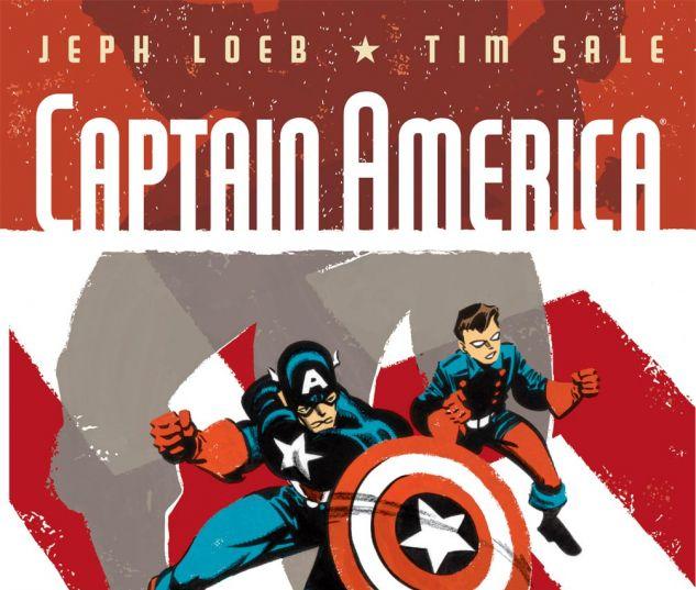 Captain America: White (2008) #0