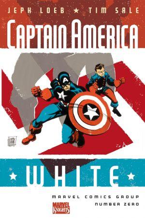 Captain America: White (2008)