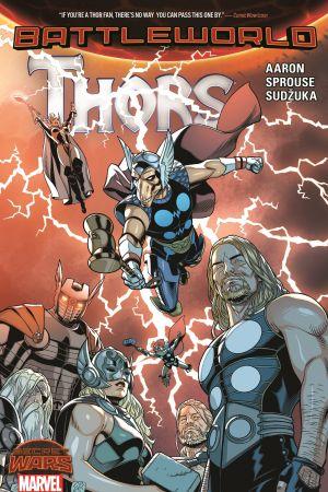 Thors (Trade Paperback)