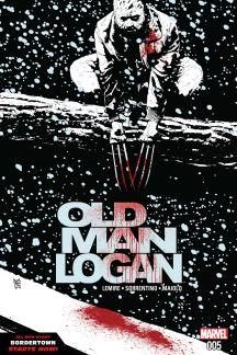 Old Man Logan (2016) #5