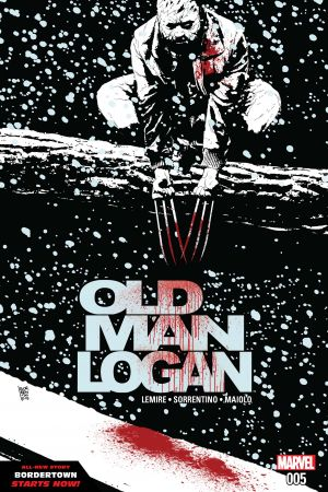 Old Man Logan (2016) #5