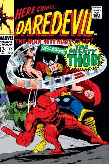 Daredevil (1964) #30