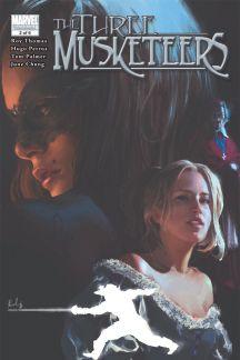 Marvel Illustrated: The Three Musketeers #2
