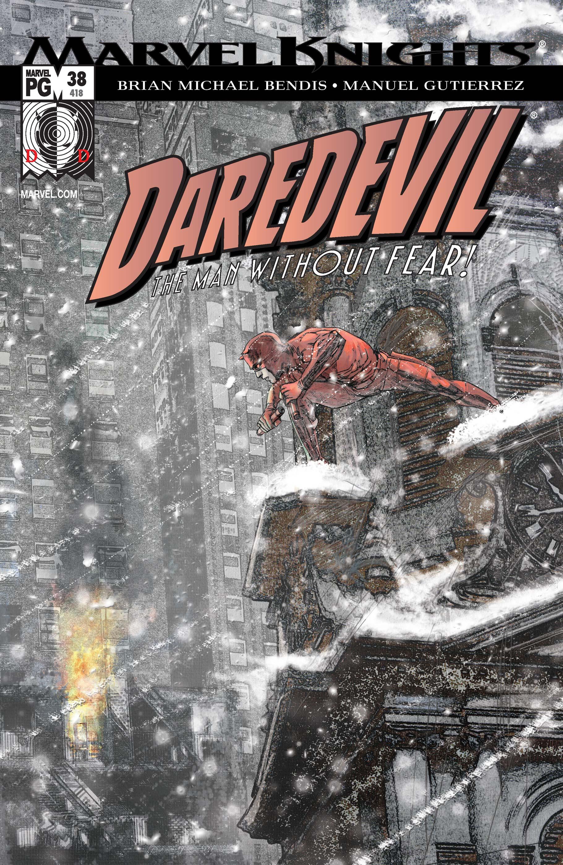 Daredevil (1998) #38