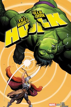 The Totally Awesome Hulk (2015) #6