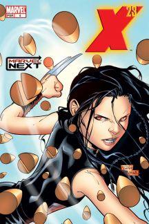 X-23 #4