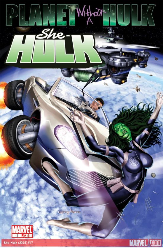 She-Hulk (2005) #17