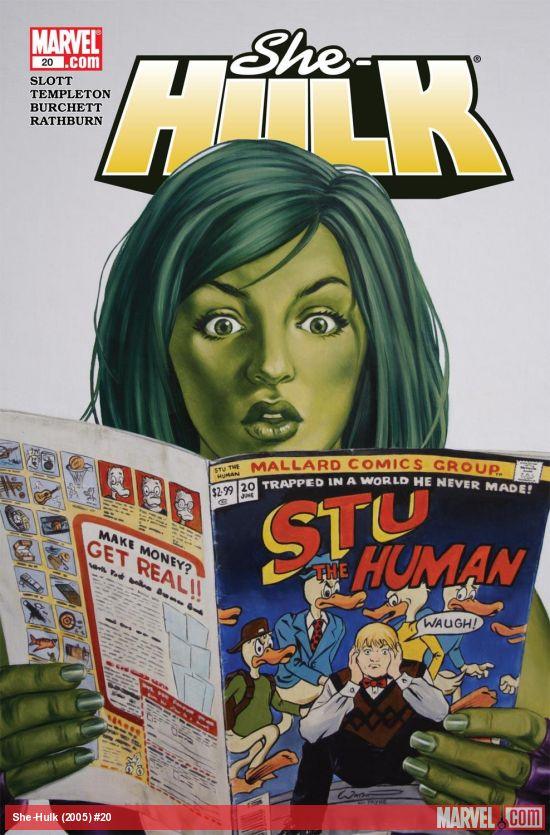 She-Hulk (2005) #20