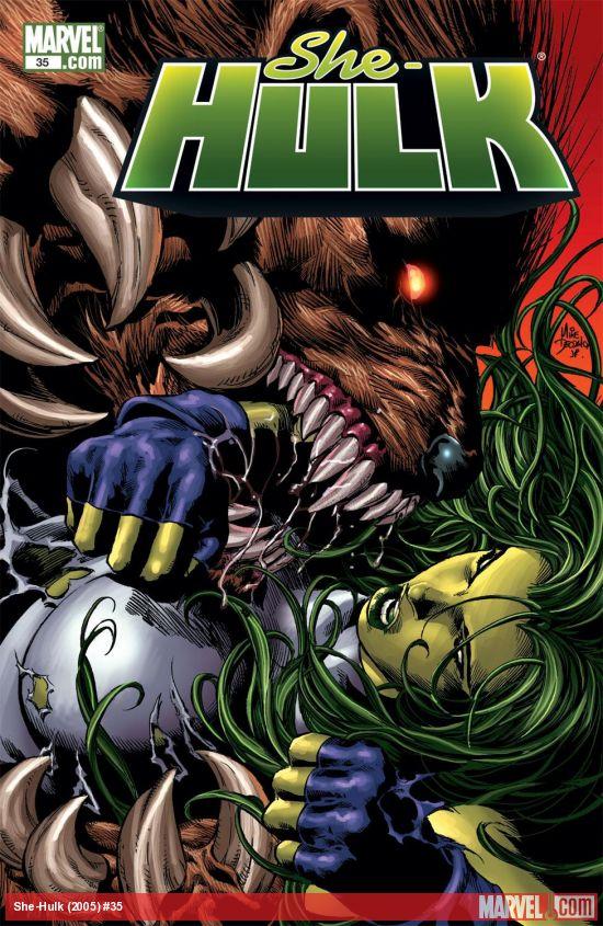 She-Hulk (2005) #35