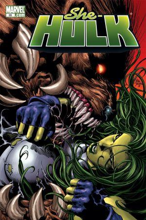 She-Hulk #35