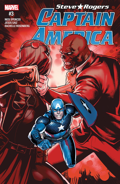 Captain America: Steve Rogers (2016) #3