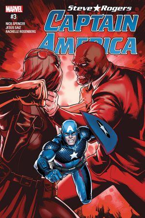 Captain America: Steve Rogers #3