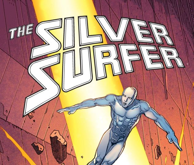 Silver Surfer by Stan Lee & Moebius (2013) #1