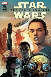 Star Wars: The Force Awakens Adaptation #3