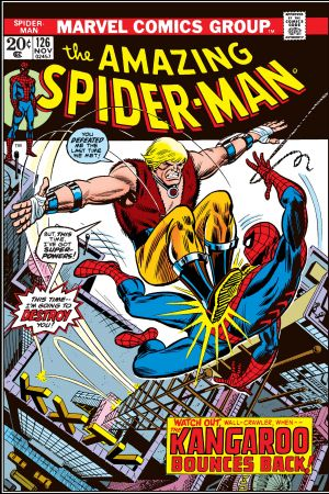 The Amazing Spider-Man #126