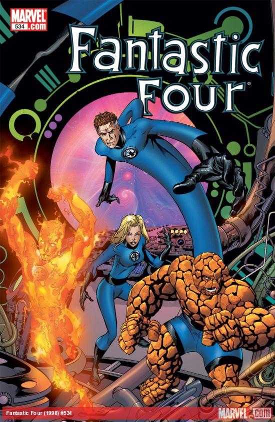 Fantastic Four (1998) #534