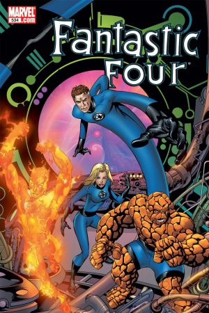 Fantastic Four #534