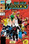 New Warriors (1990) #1