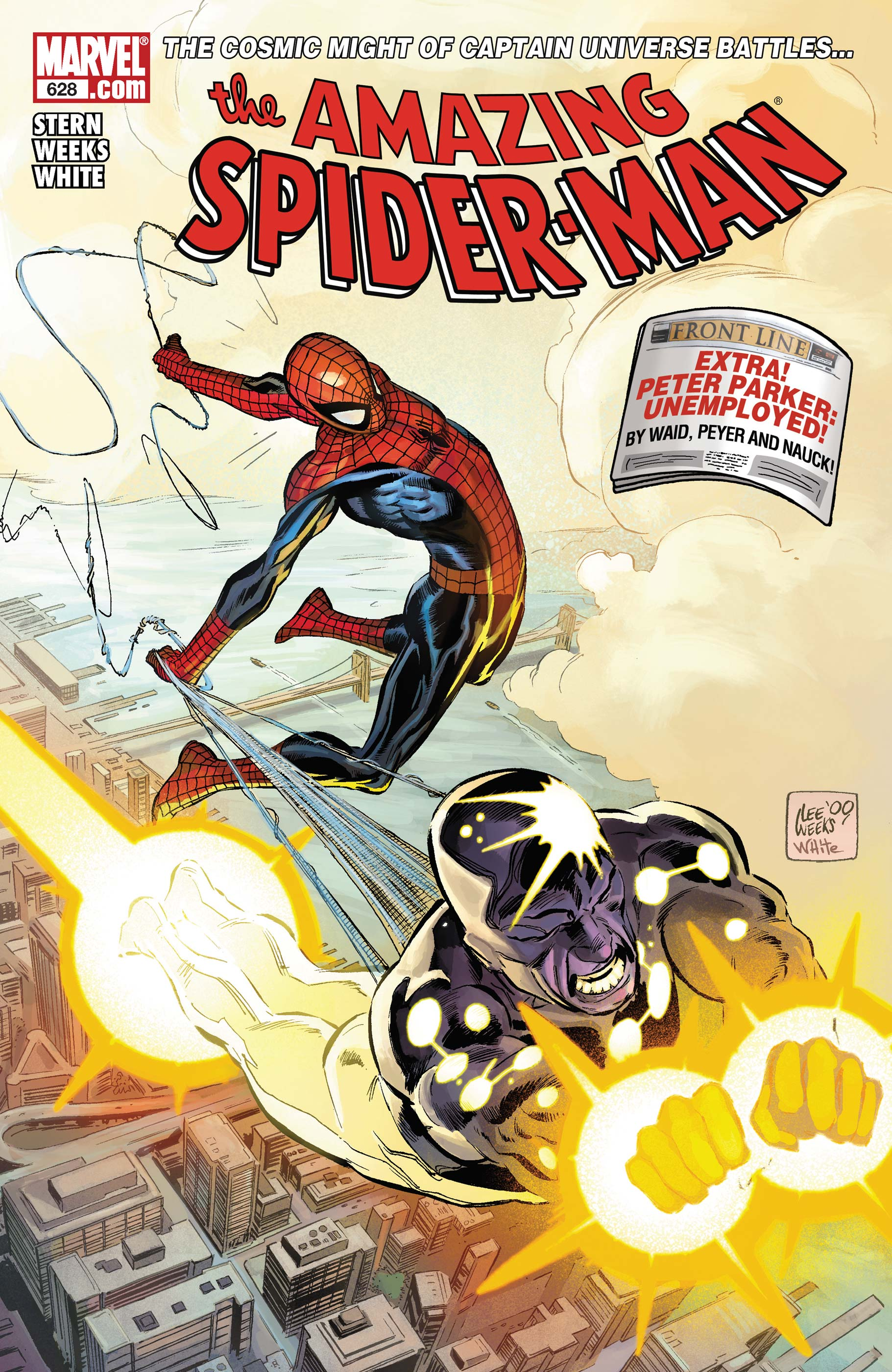 Amazing Spider-Man (1999) #628