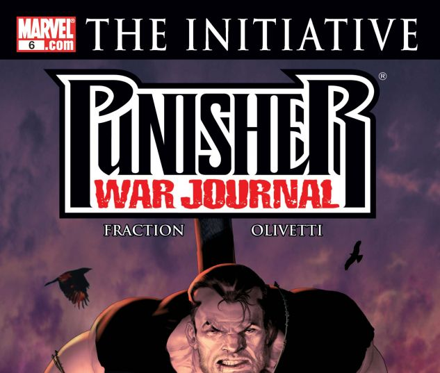 Punisher War Journal (2006) #6