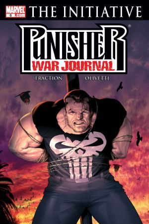 Punisher War Journal #6