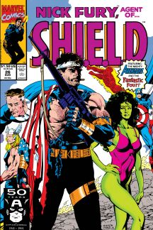 Nick Fury, Agent of S.H.I.E.L.D. #26