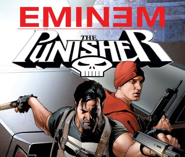 Eminem/Punisher (2009) #1