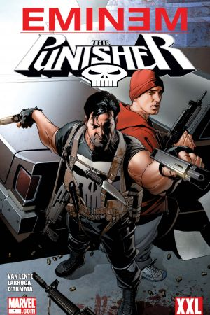XXL Eminem/Punisher Comic (2009) #1