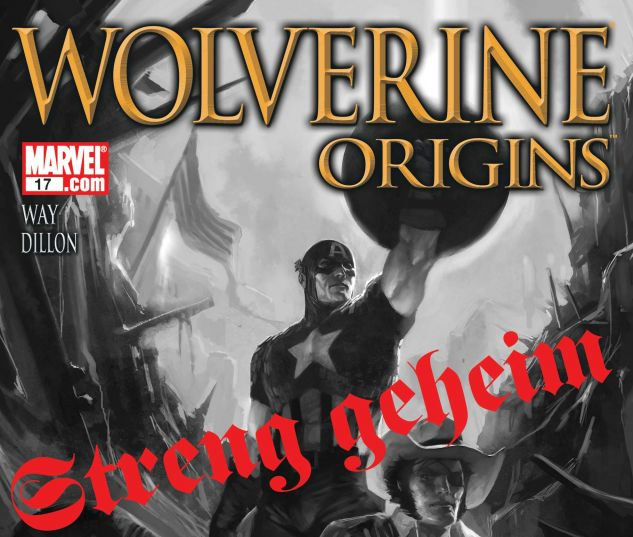 Wolverine Origins (2006) #17