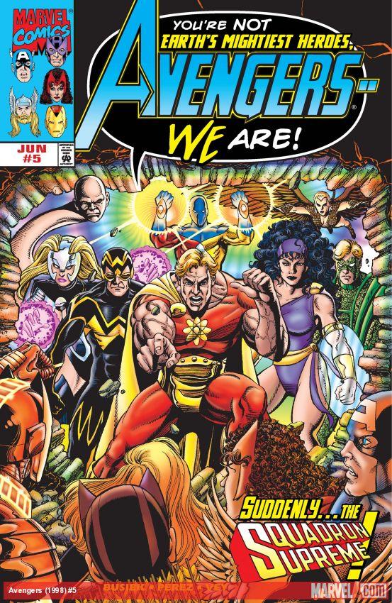 Avengers (1998) #5
