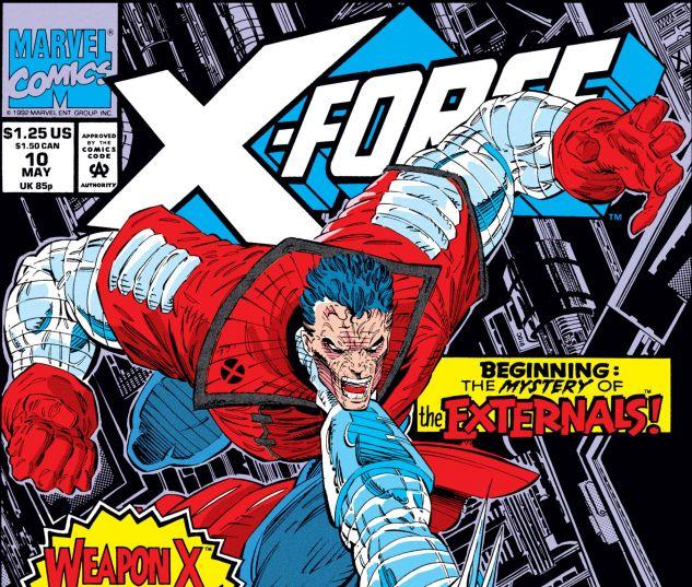 X-Force (1991) #10