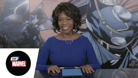 Ask Marvel: Alfre Woodard
