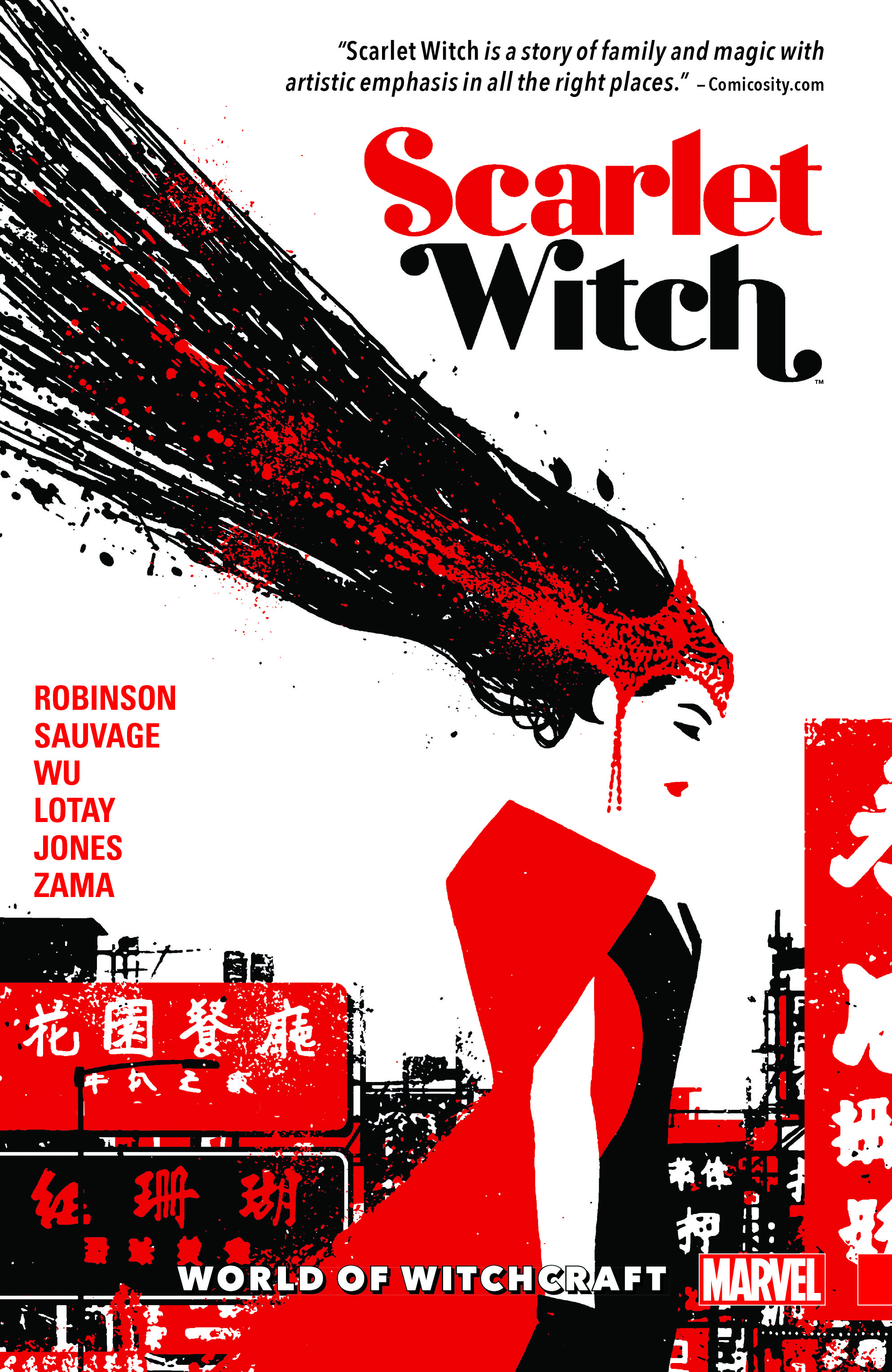 Scarlet Witch Vol. 2: World of Witchcraft (Trade Paperback)