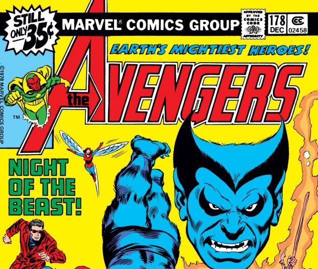 AVENGERS (1963) #178
