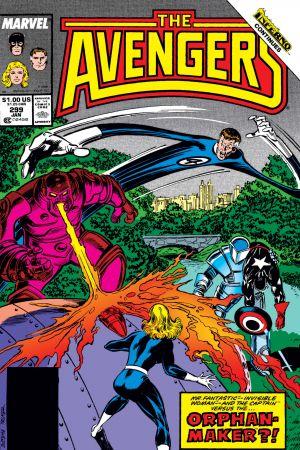 Avengers #299