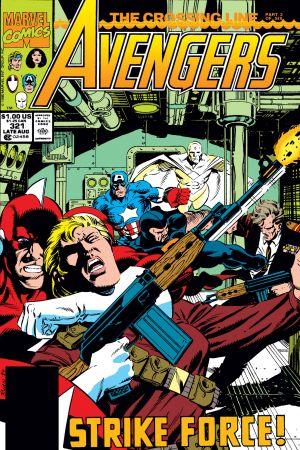 Avengers #321