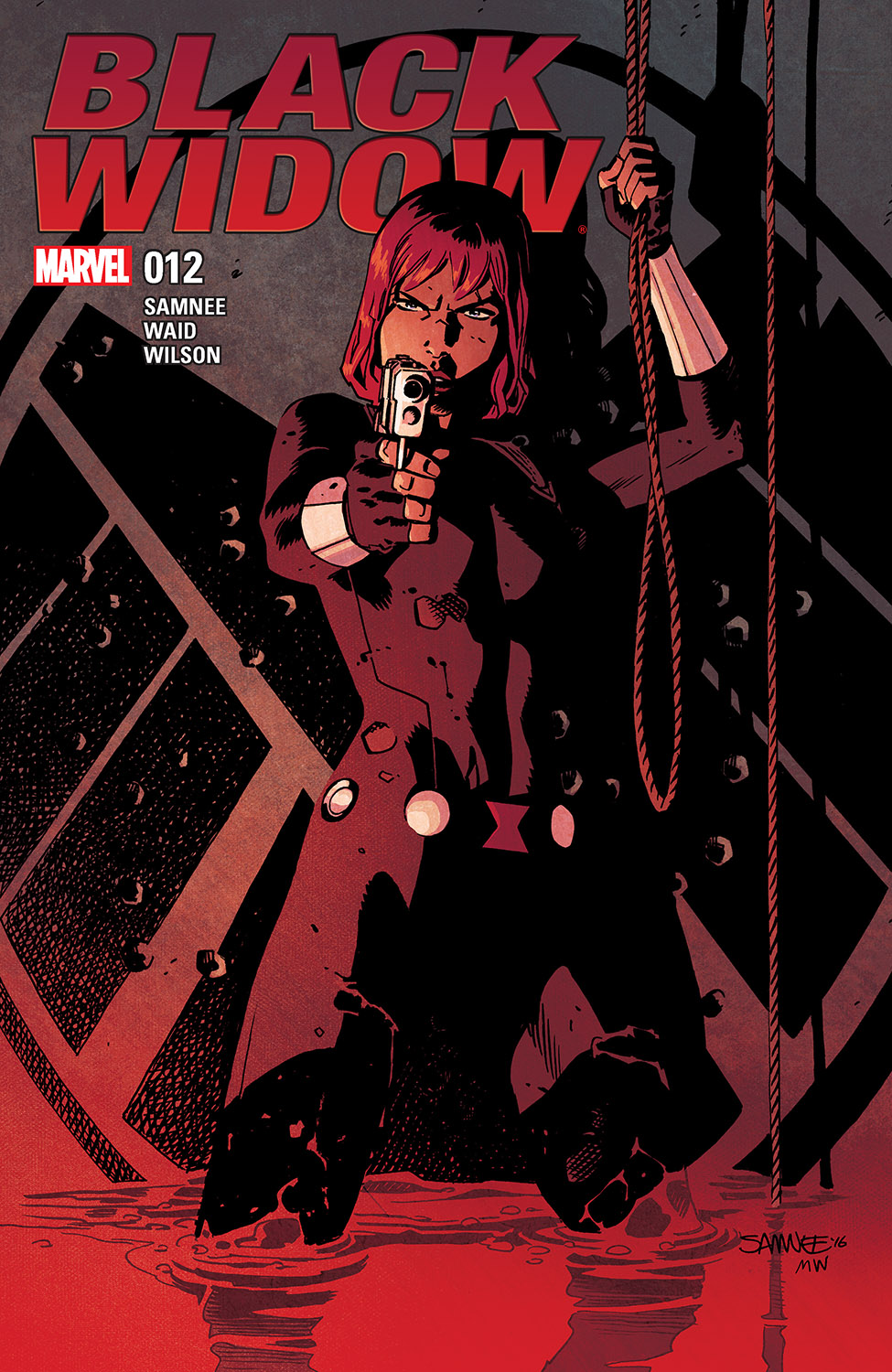 Black Widow (2016) #12