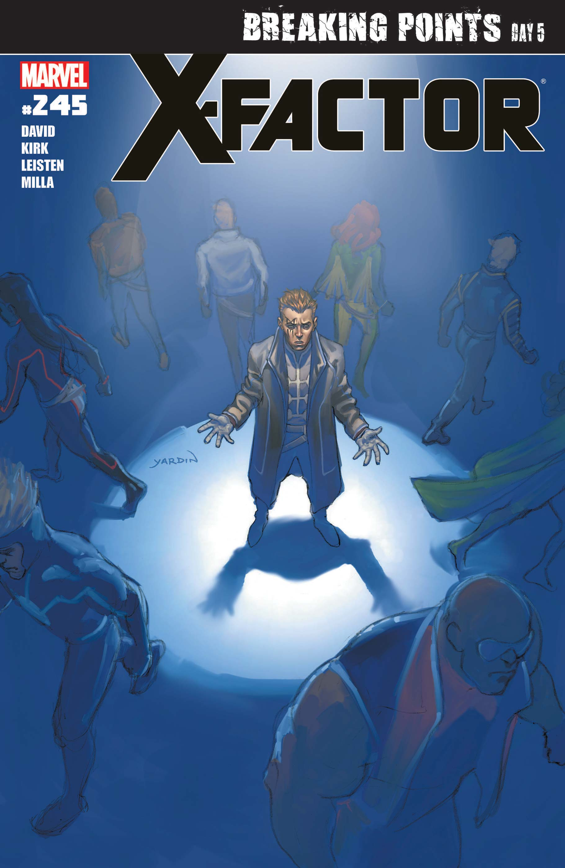 X-Factor (2005) #245