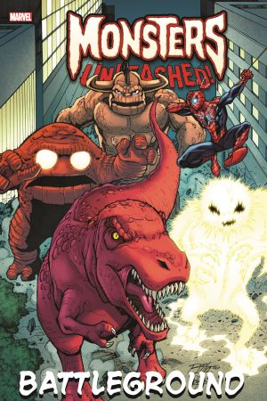 Monsters Unleashed: Battleground (Trade Paperback)