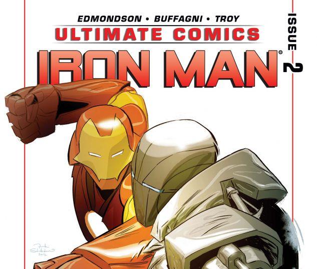 ULTIMATE COMICS IRON MAN (2012) #2