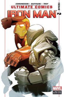 Ultimate Comics Iron Man #2