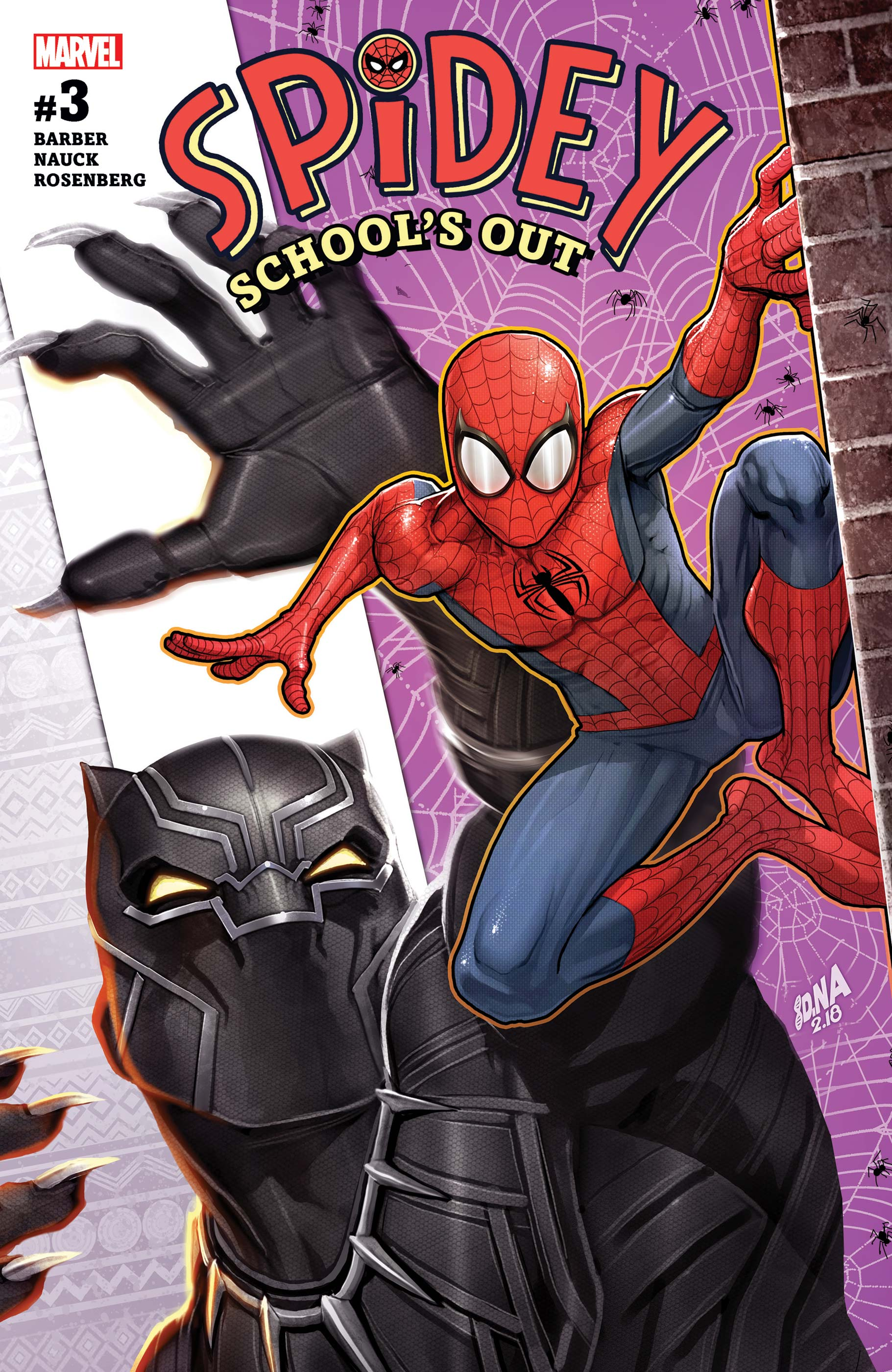 Spidey: School's Out (2018) #3