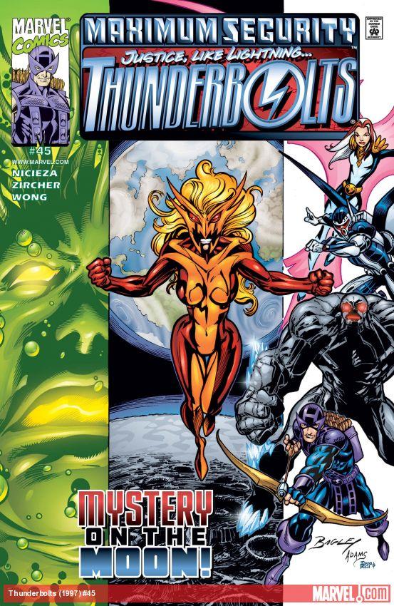 Thunderbolts (1997) #45