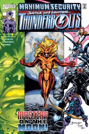 Thunderbolts #45