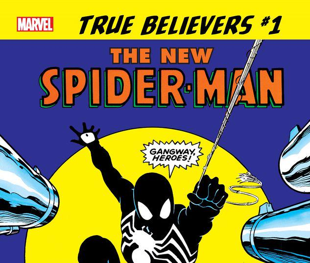 TRUE BELIEVERS: SPIDER-MAN - THE NEW SPIDER-MAN! 1 #1