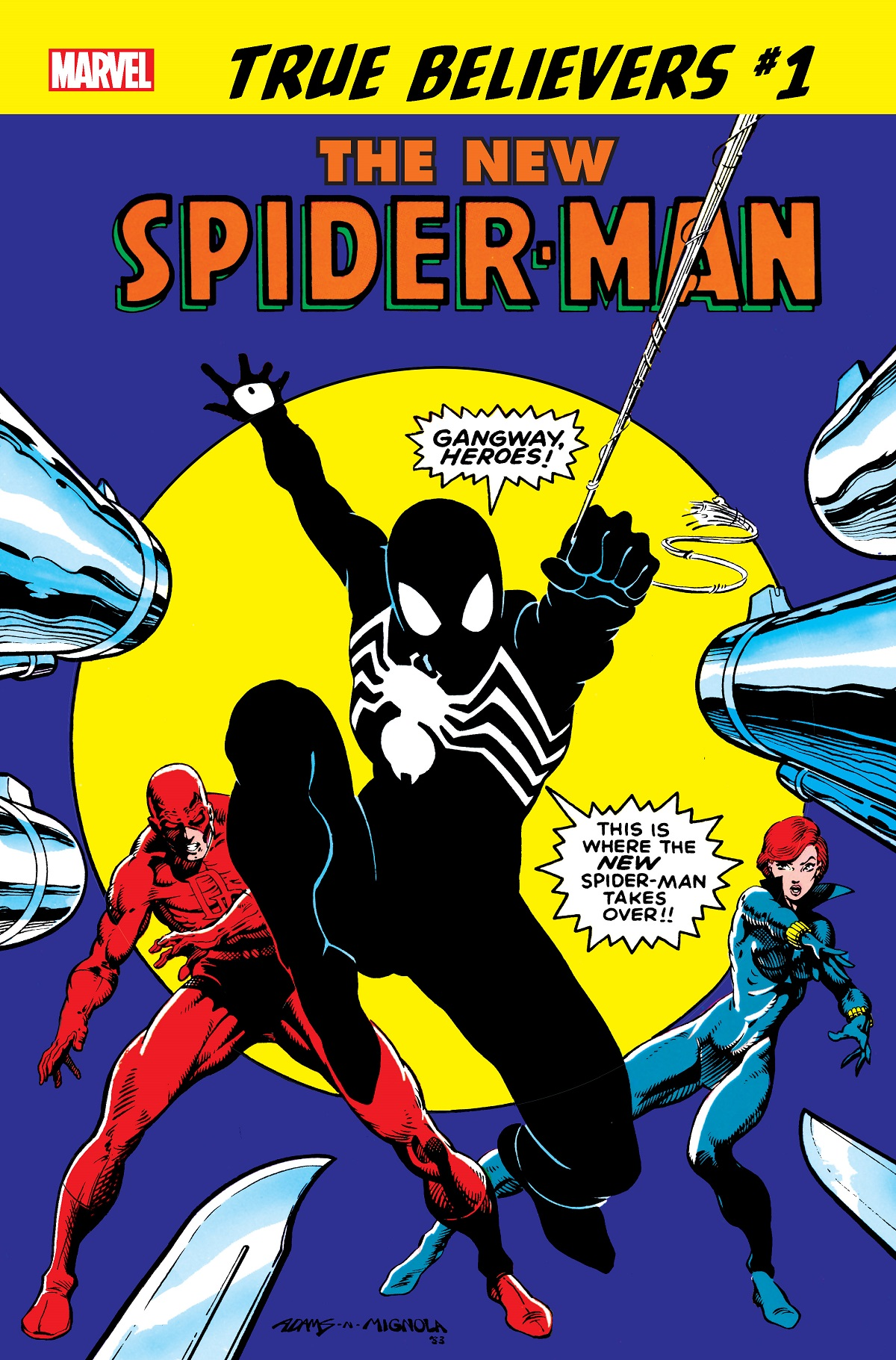 True Believers: Spider-Man - The New Spider-Man! (2019) #1
