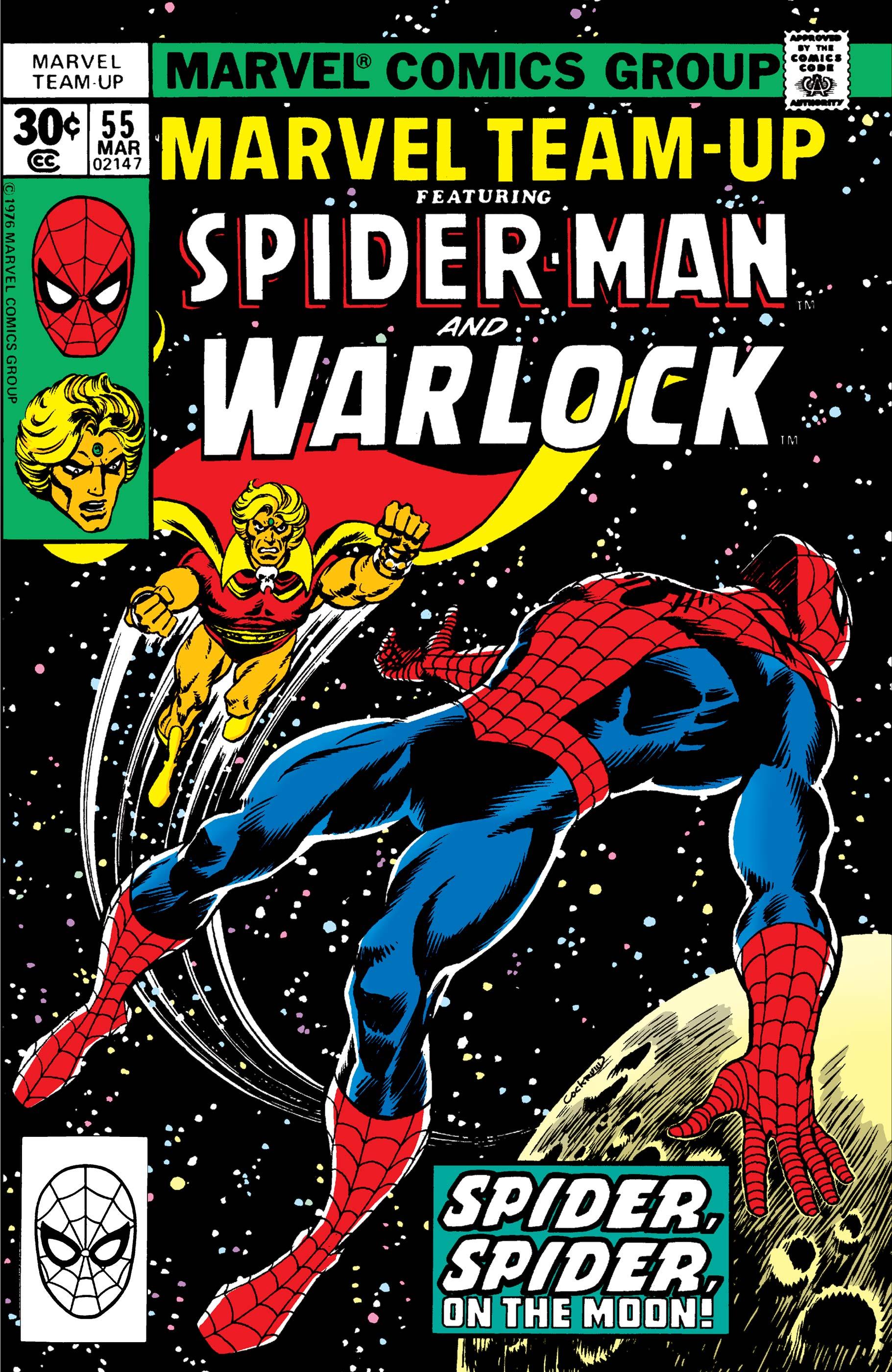 Marvel Team-Up (1972) #55