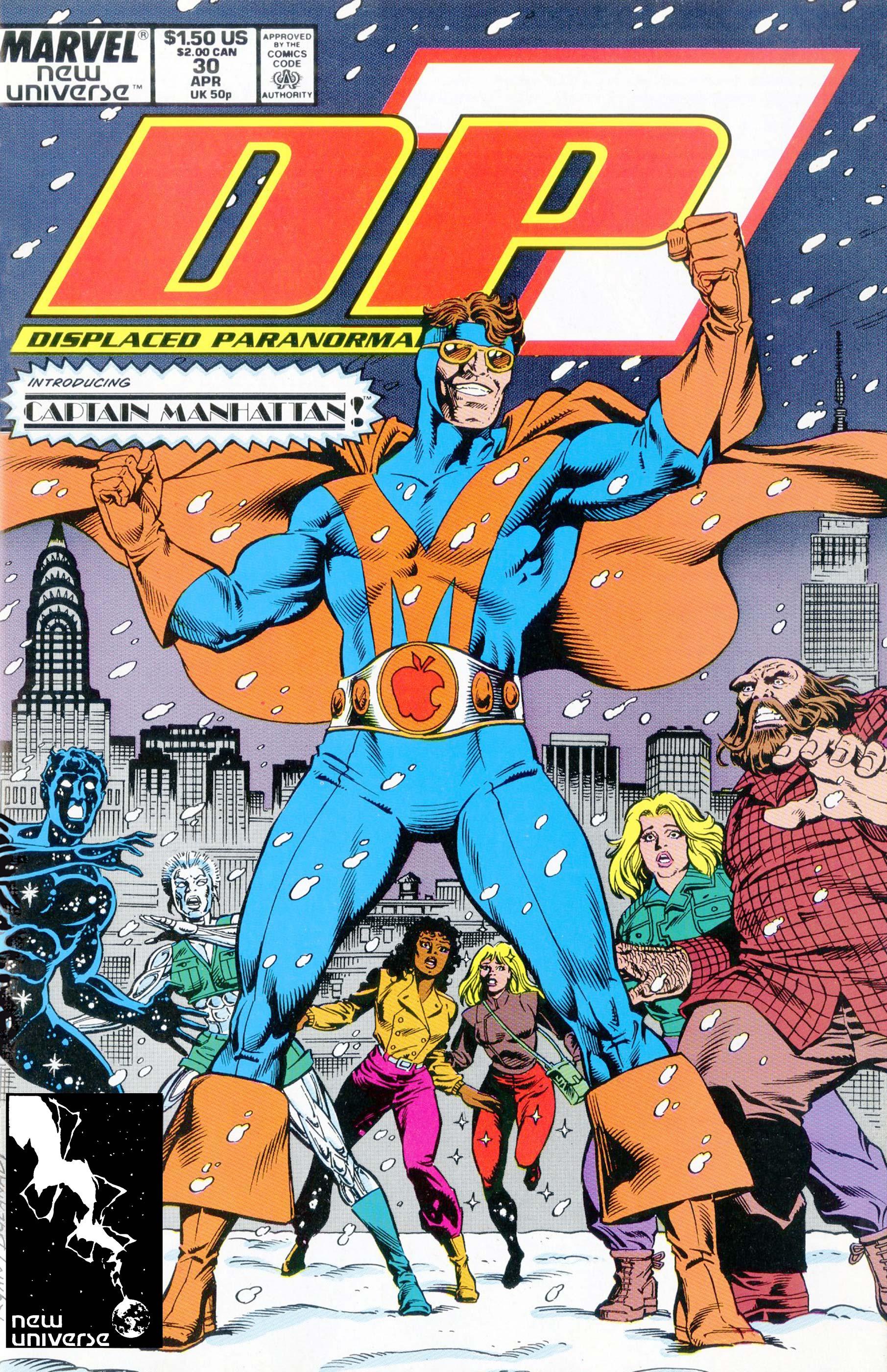 D.P.7 (1986) #30